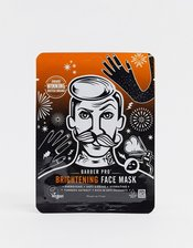 Barber Pro Brightening Face Mask-No Color